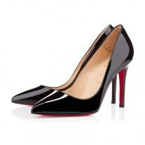 Christian Louboutin Pigalle pumps Black Patent Leather Shoes