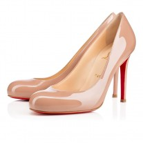 Christian Louboutin Pigalle Follies pumps Ivory Glitter Mini Shoes
