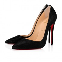 Christian Louboutin So Kate pumps Black Glitter Tennis Shoes