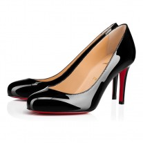 Christian Louboutin Fifille pumps Black Patent Leather Shoes