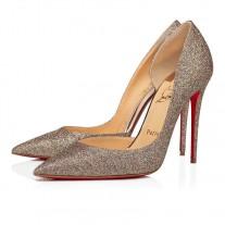 Christian Louboutin Iriza pumps Multi/Blush 1 Glitter Mini Shoes
