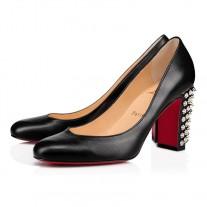 Christian Louboutin Marimalus pumps Black Leather Shoes